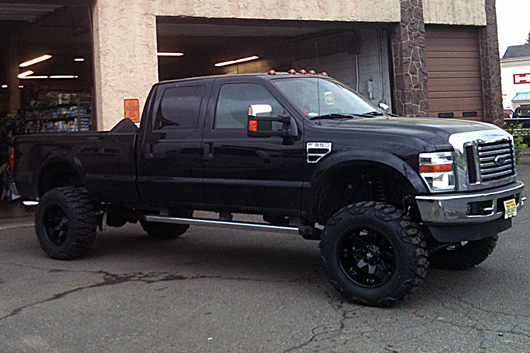 Project 2010 Ford F250 Hackensack Auto Spring Amp Wheel Alignment